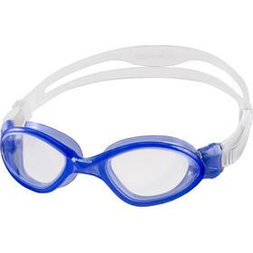 Head Tiger Mid Occhiali Maschera, trasparente/blu